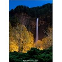 Multnomah Şelalesi | Oregon | Amerika