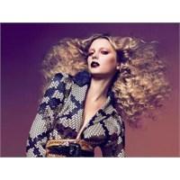 Kabarık Hacimli Saç Modelleri 2014