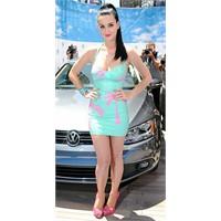 Sıradışı stil ikonu Katy Perry