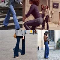 Modası Geldi: Flare Jeans