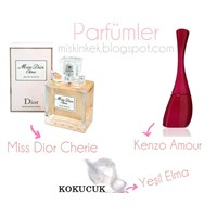 2012 Parfüm Favorileri