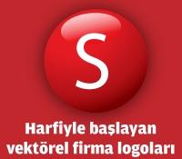 S Harfiyle Başlayan Vektörel Logolar