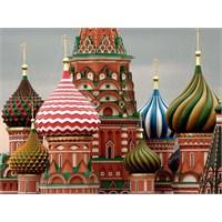 Moskava'nın Mutlaka Görülecek Yerleri!