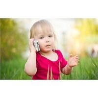 Cep Telefonunu Çocuklardan Uzak Tutun