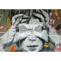 Paris'te Graffiti Buluşması Tourparis13