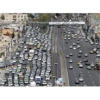 İran İzlenimleri 13: Tahran'da Trafik