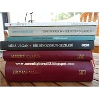 Kimi Eski Ama Yeni Kitaplarım