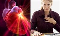 Kadınlarda Kalp Cinselliği De Vuruyor