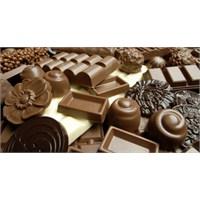 Çikolatanın Faydalarını Biliyor Muydunuz?