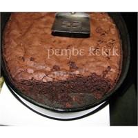Çamur Kek- Mississiphi Mud Cake
