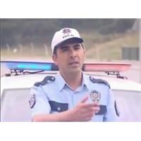 """Polis Ahmet Şengül'ün """"Hız Yapma"""" İsimli Klibi"""
