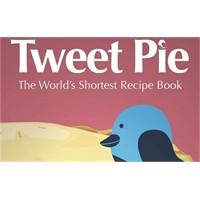 Kısa Tweet Tarifleri Kitap Oldu