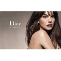Natalie Portman'dan, Dior Nude Kampanyası!