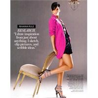 Ünlü Yıldız Rihanna'dan Ayakkabı Modası