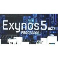Samsung Exynos 5 Octa İşlemcisini Yeniliyor...
