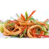 Kalamarlı Salata Tarifi