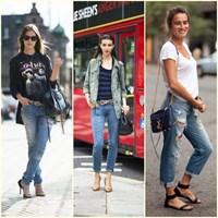 Modası Hiç Geçmeyen Jean Pantolonlar