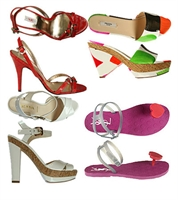 2009 İlkbahar/yaz  Ayakkabı   Modası
