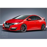2013 Honda Civic Type-r