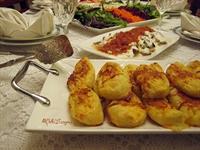 Buzdolabi Boregi / Patatesli Rulo Borek