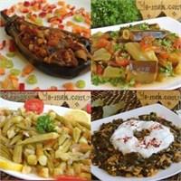 İftar İçin Zeytinyağlı Yemek Tarifleri (Resimli)