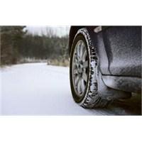 Kar Lastikleri Zorunlu Hale Getiriliyor