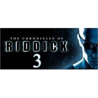 Riddick 3: Yarım Yol İleri...