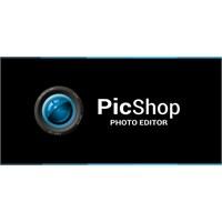 Picshop Fotoğraf Uygulaması İnceleme [Video]