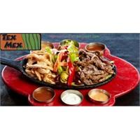 İzmir'de Bir Meksika Restoranı: Tex Mex