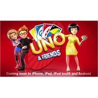 Hızlı Ve Eğlenceli Bir Oyun; Uno & Friends