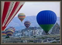 Kapadokya da Balon Turu (nevşehir) | Tanıtım