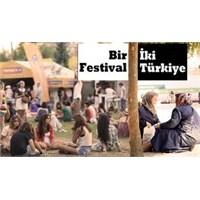 Bir Festival İki Türkiye-alkol Festivaline Hayır