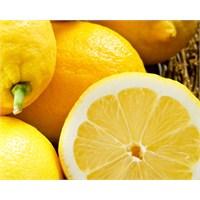 Limon İle Bakım Önerileri