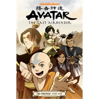 Avatar: The Last Airbender - The Promise | Part 1