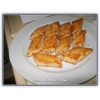Çörek Otlu Tuzlu Kurabiye ( Lili Nin Ellerinden )