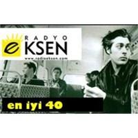 Radyo Eksen En İyi 40 - 24 Kasım 2012
