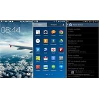 Samsung Galaxy S4 İçin Android 4.4.2 Kitkat Sızdı