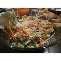 Lahana Salatasi- Erzincan Tulum İle