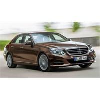 2014 Mercedes-benz E-serisi'nin Motor Seçenekleri
