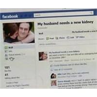 """Facebook'ta """"Böbrek"""" Arıyorlar!"""