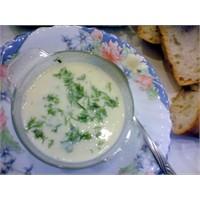 Leziz Sakız Kabağı Çorbası