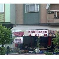 """""""Milli Meyvemiz Karpuz Olsun"""""""