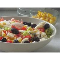 Yarı Organik Salata
