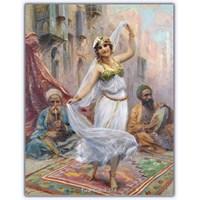 Farklı Oryantalist Ressamlardan Dansçı Kızlar