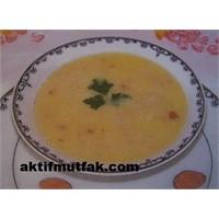 Kremalı Badem Çorbası (İsmek Kurslarının Tarifi)