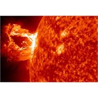 Güneşteki Değişimler İklimi Fazla Etkilemiyor