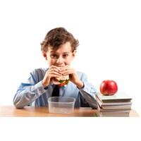 Sağlıklı Beslenen Çocuklar