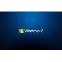 Windows 8 Başlangıç Programları İle İlgili Bilgile