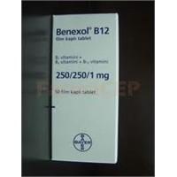 BENEXOL B12 50 FİLM KAPLI TABLET