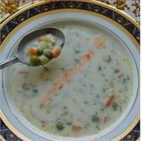 Kremalı Sebze Çorbası (Resimli Anlatım)